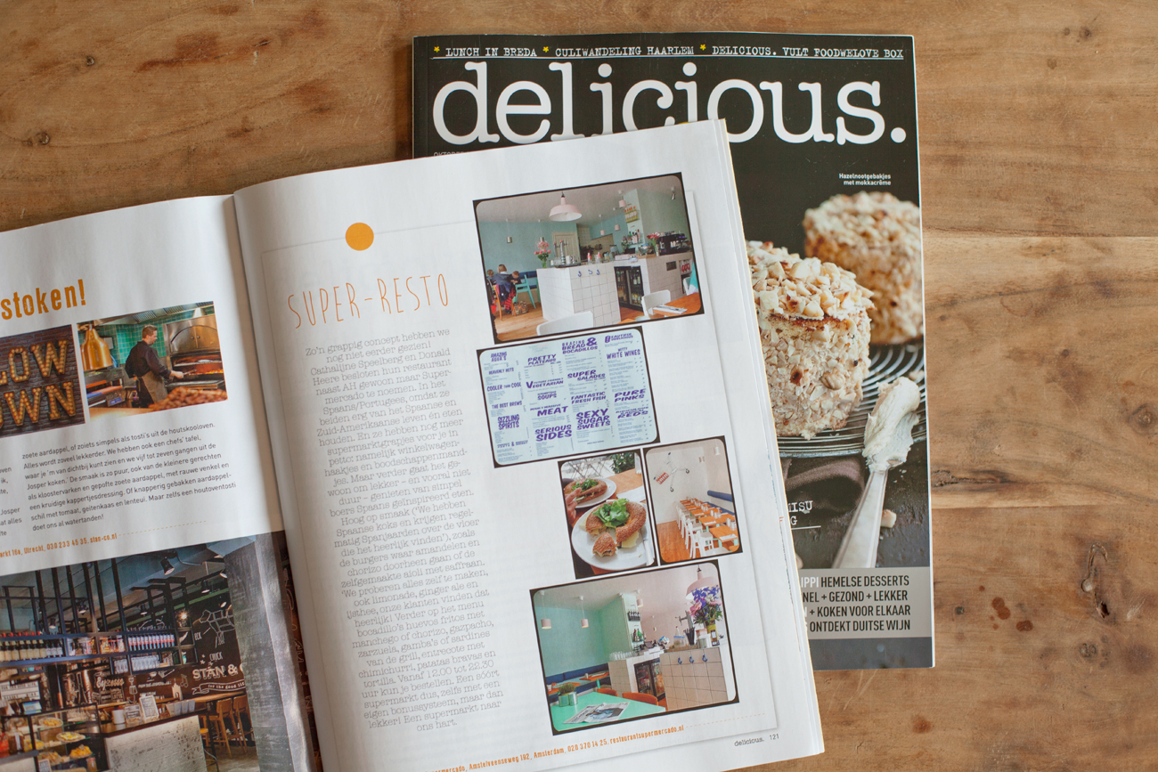 Delicious-Web