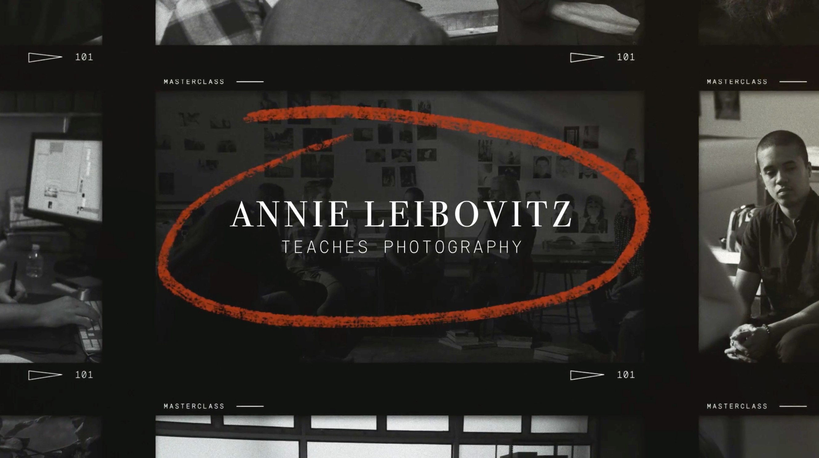 Annie Leibovitz - Teaches Photography - Masterclass